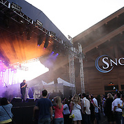 Surf Roots Tour 2010: The Green at Snoqualmie Casino.