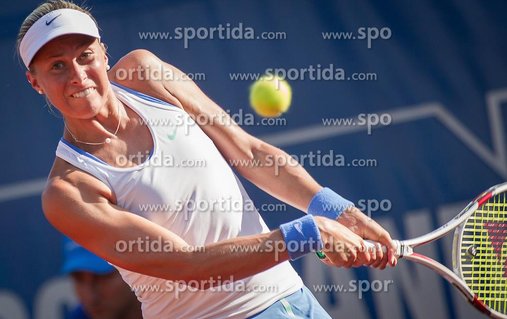 17.07.2013, Hotel Europaeischer Hof, Bad Gastein, AUT, WTA Tour, Nuernberger Gastein Ladies 2013, im Bild Andrea HLAVACKOVA (CZE) // during Nuernberger Gastein ladies tennis tournament of the WTA Tour at the Hotel 'Europaeischer Hof' in Bad Gastein, Austria on 2013/07/17. EXPA Pictures © 2013, PhotoCredit: EXPA/ Juergen Feichter