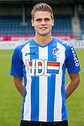 EINDHOVEN - Persdag FC Eindhoven , Voetbal , Seizoen 2015/2016 , Jan Louwers stadion , 22-07-2015 , Wouter Verstraaten