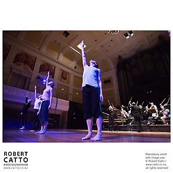 Footnote Dance share the stage with the Vector Wellington Orchestra and conductor Marc Taddei in a performance entitled Music That Moves, at the Wellington Town Hall, Wellington New Zealand.