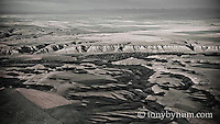 aerial image cutbank creek montana
