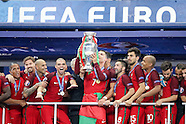 EURO 2016 - Final and celebrations