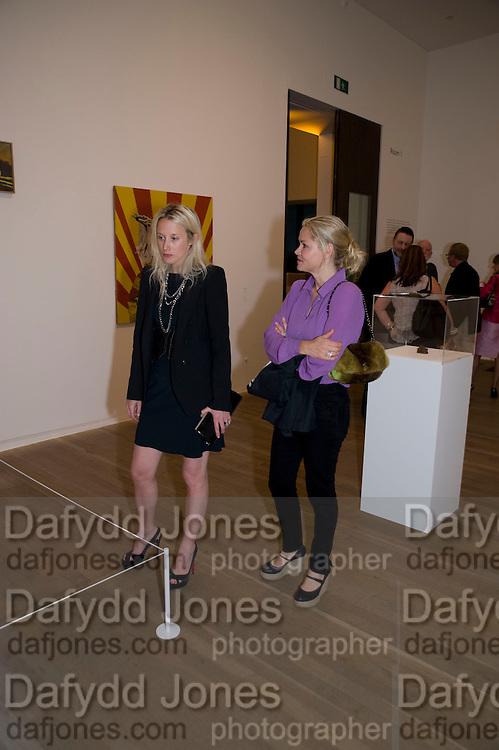 SOPHIE BRIANE; CHRISTINA KNUDSEN, Per Kirkeby Opening Reception and Dinner. Tate Modern. 16 June 2009.