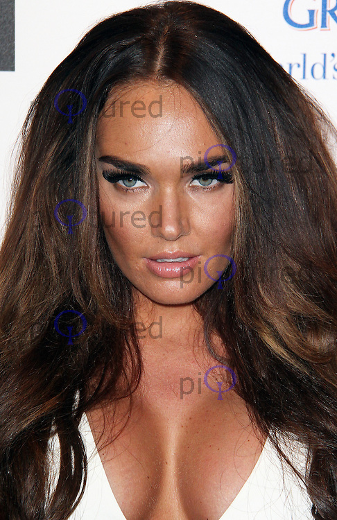 LONDON - NOVEMBER 10: Tamara Ecclestone attended the Grey Goose Winter Ball at Battersea Power Station, London, UK. November 10, 2012. (Photo by Richard Goldschmidt)