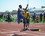 Oxford High during the MHSAA Region 1-5A Track Meet at Oxford High School in Oxford, Miss. on Monday, April 29, 2013.