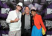 8/28/2011 - 2011 MTV Video Music Awards - MTV Executives