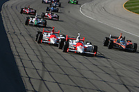 Peak Antifreeze Indy 300, Chicago Speedway, Joliet, IL USA<br />