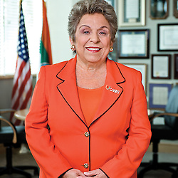 President Donna E. Shalala<br />