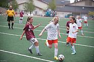 Girls 06 Gold  Playoffs - RVS G06 Orange v PAC NW G06 Gold