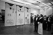 1967 - ROSC 1967 Art Exhibition at the R.D.S., Dublin.