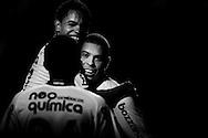 SAO PAULO, SP, BRASIL, 01/04/10, 19h54: Corinthians X Cerro Porteno pela Lbertadores da America no estadio do Pacaembu.   (foto: Caio Guatelli)