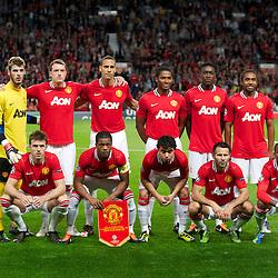 110927 Man Utd v Basel