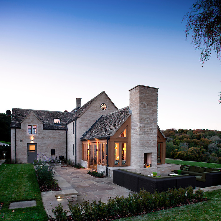 Modern cotswold farmhouse andy marshall architectural for Architectural designs farmhouse