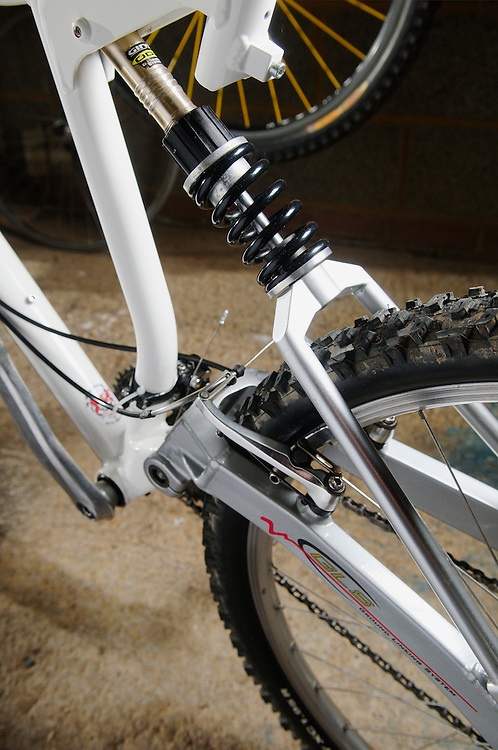 Retro mountain bike collectors