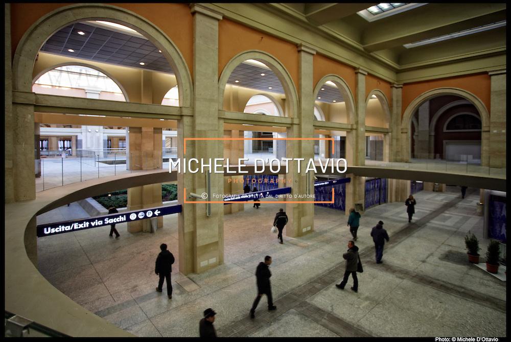 Porta nuova stazione michele d 39 ottavio top - Orari treni milano torino porta nuova ...