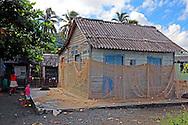 Fishermans house in Yumuri, Guantanamo, Cuba.
