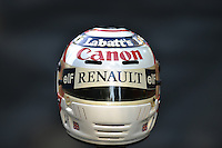 Nigel Mansell, UK, Formula One World Champion and IndyCar Champion