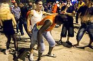 Saturday Night at Los Chinos, Holguin, Cuba.