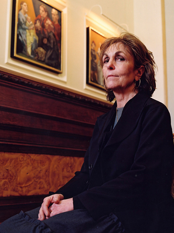 Portuguese painter Paula Rego, recently considered one of the top 200 most influencial artist of the 20th century