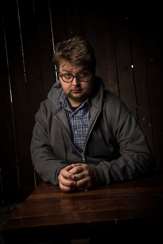 Nick Kirkpatrick - Digital Photo Editor at the Washington Post, Washington DC, Maryland. — © Jeremy Lock/
