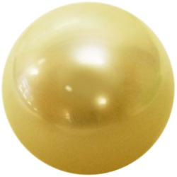 A Broome south sea golden pearl.