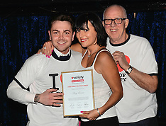 17 MARCH 2015 Ray Quinn becomes Celebrity Ambassador for Variety, The Children's Charity