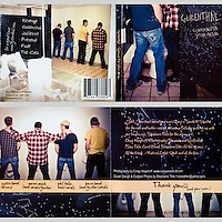 Gubenthal Album Artwork (design by Stephanie Tolle)