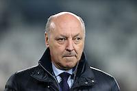 Torino - Champions League -  Juventus-Lione - Nella foto: Giuseppe Marotta  - Juventus