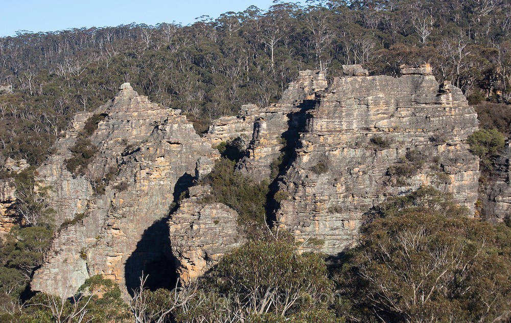 blue mountains national park how to get there