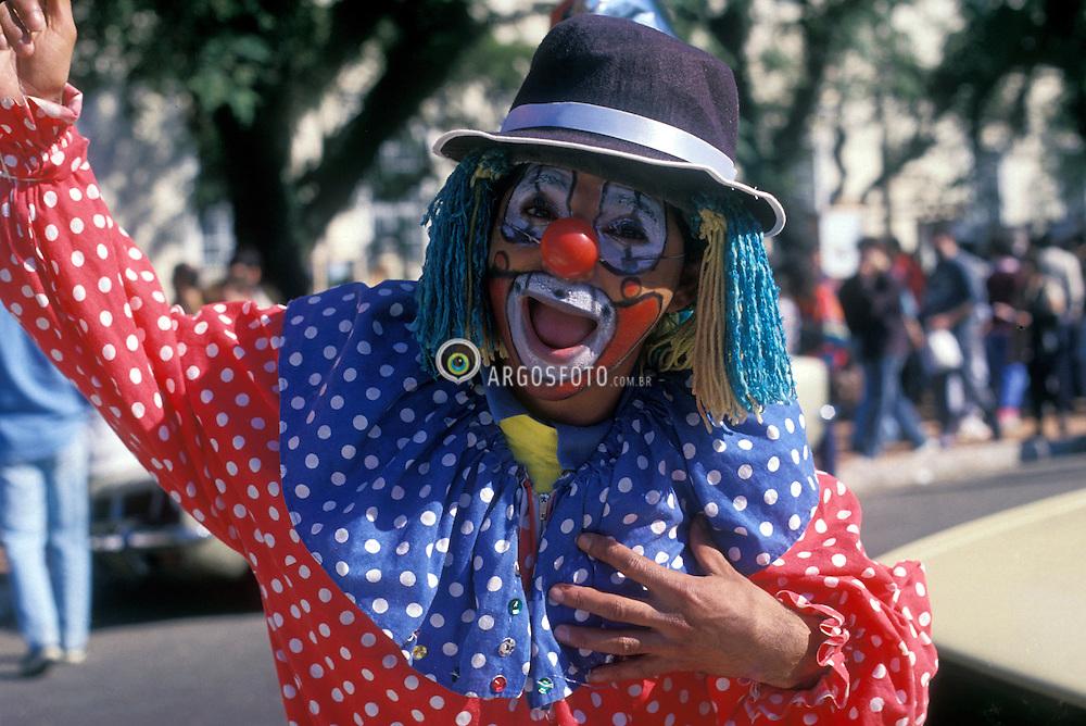 S/data e identificacao.Palhaco/ Clown.Foto Adri Felden/Argosfoto