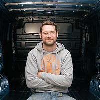 Webber Shandwick - Velux van winner