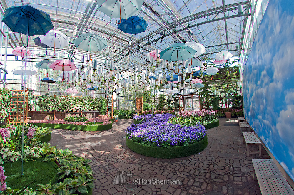 Atlanta botanical garden 05as031444 ron sherman Atlanta home and garden