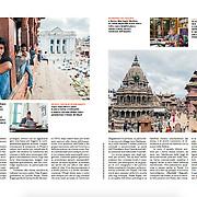 """Nepal, integralismo ai piedi dell'Himalaya"". Published in Jesus magazine, Italy, October 2016"