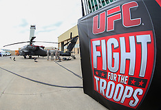 November 5, 2013: UFC Fight for the Troops Weigh-In