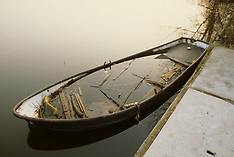 rowing boats, roeiboten