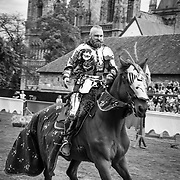 Ridderturneringen 2013 - Jousting tournament