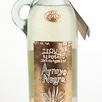 Arroyo Negro reposado -- Image originally appeared in the Tequila Matchmaker: http://tequilamatchmaker.com