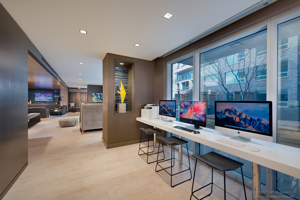Architectural Interior Design And Aerial Photography