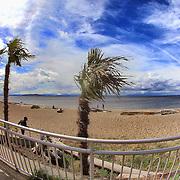 West Seattle, Alki Beach 4-27-2014