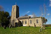 Saint Peter South Elmham church