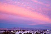 sunset, Grand Junction, Colorado