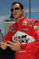 Helio Castroneves, Iowa Speedway, Indy Car Series