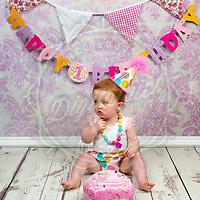 Sheryl O'neill Cake Smash
