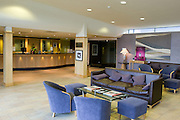 Hellidon Lakes Hotel, Reception desk