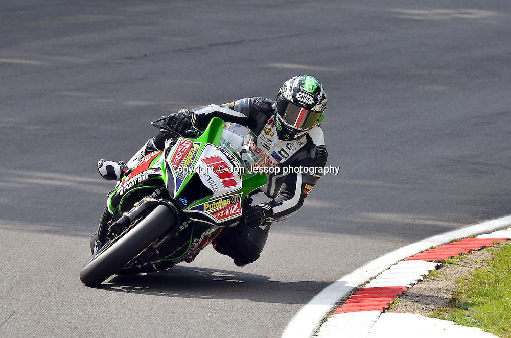 #101 Gary Mason Anvil Hire TAG Racing Kawasaki British Superbikes