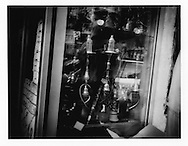 24..Tunisian shop sells tobacco water pipes, Belleville.