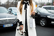 Karolina Zubkova-Mattes at Chanel Couture SS2017