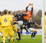 Ayr United v Dundee 22.10.11