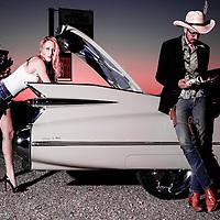 American Dreamscapes,Pink Cadillac