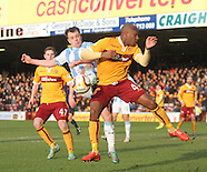 21-02-2015 Motherwell v Dundee